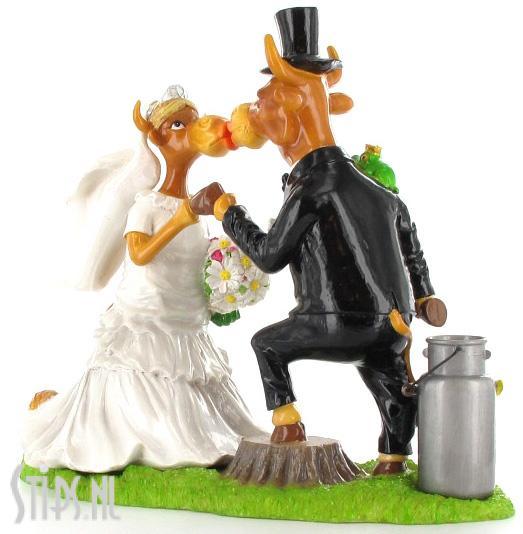 Just Married – Art in the City koeien