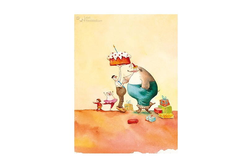 Verjaardagskalender HOERA 07