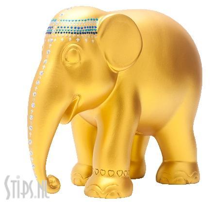 Jasmine – Khloe Kardashian – The Elephant Parade