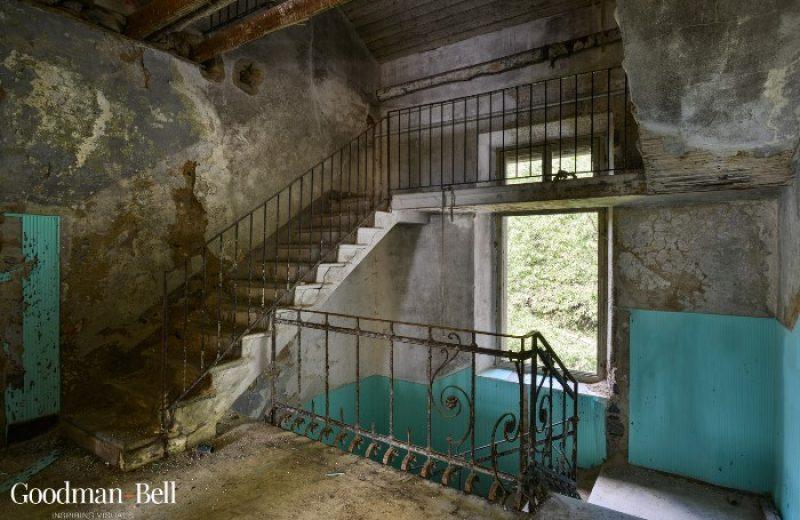 Staircase – Andre Joosse – Fotografie in kunst