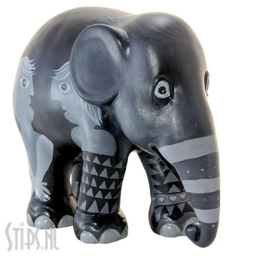Tamteh olifant – The Elephant Parade