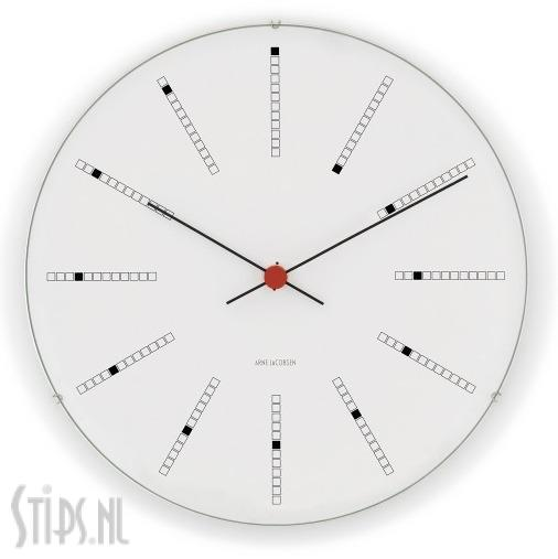 Bankers Clock – Arne Jacobsen