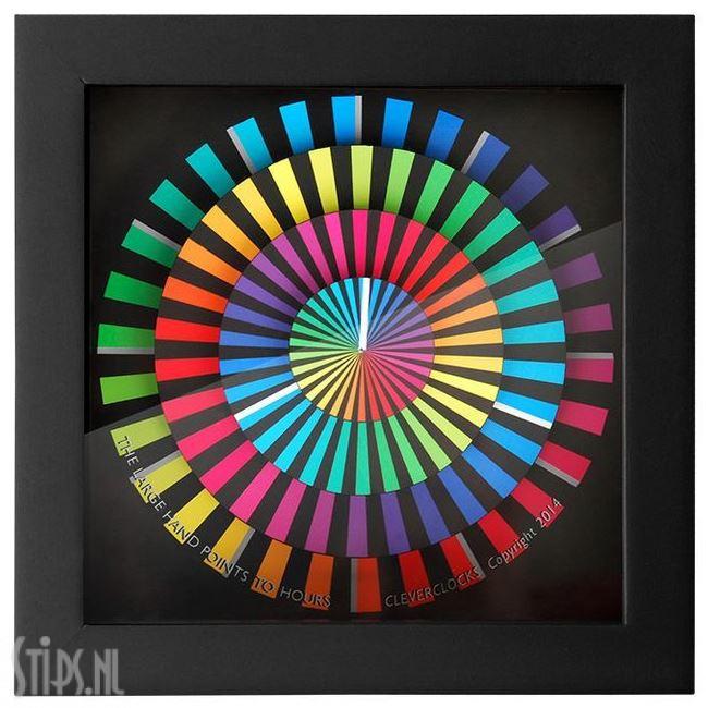 Spectrum – Cleverclock – Douglas Chalk