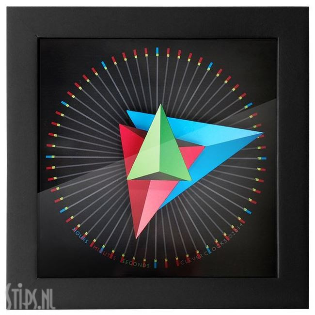 Triangle – Cleverclock – Douglas Chalk