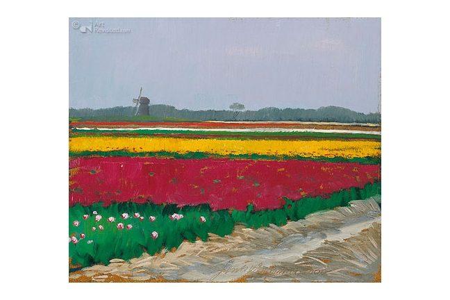 Verjaardagskalender Dutch Landscapes 01
