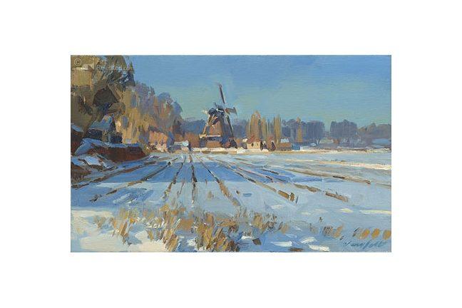 Verjaardagskalender Dutch Landscapes 08