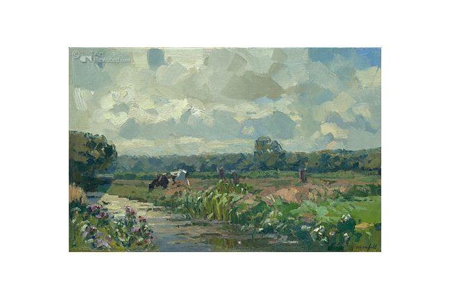 Verjaardagskalender Dutch Landscapes 09