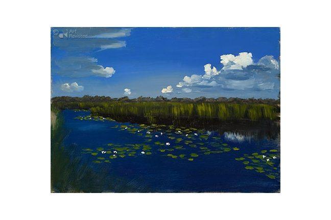 Verjaardagskalender Dutch Landscapes 11