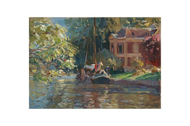 Verjaardagskalender Dutch Landscapes 12