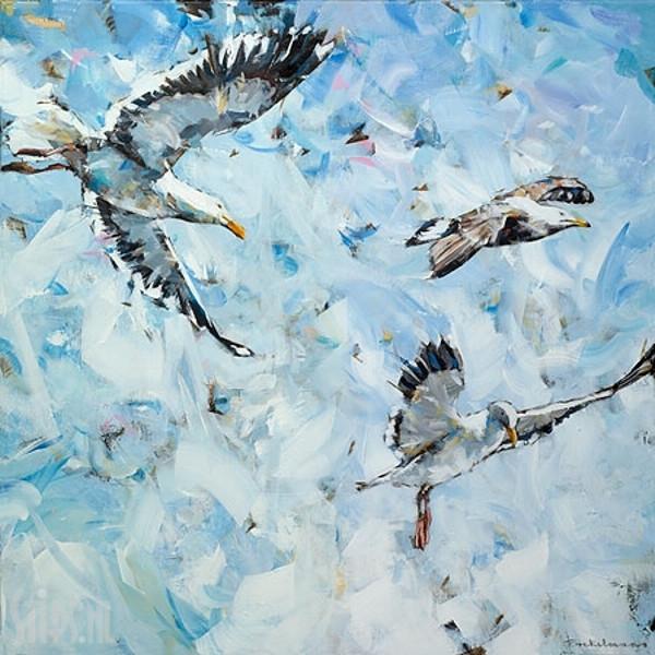 Free as a bird – Dorus Brekelmans – Giclee