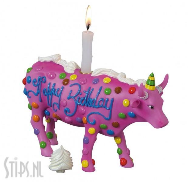 Happy Birthday koe – Art in the City koeienparade
