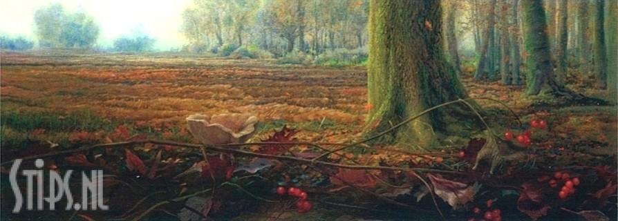 Herfst – Ger Stallenberg – giclee