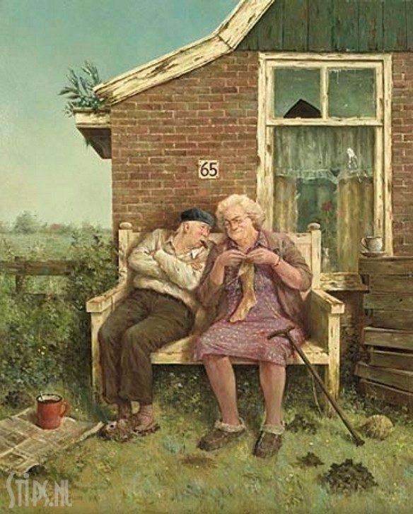 Liefde vergaat niet – Marius van Dokkum