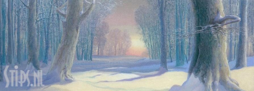 Winter – Ger Stallenberg – giclee