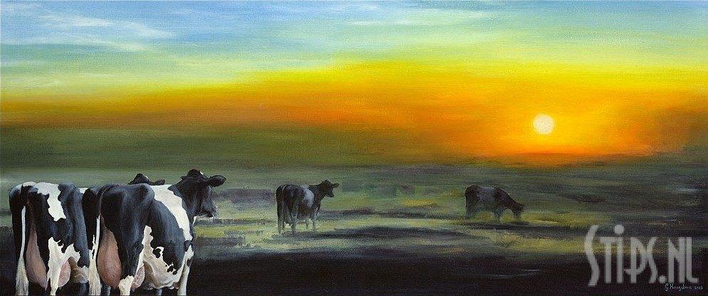 Sunset – Geke Hoogstins