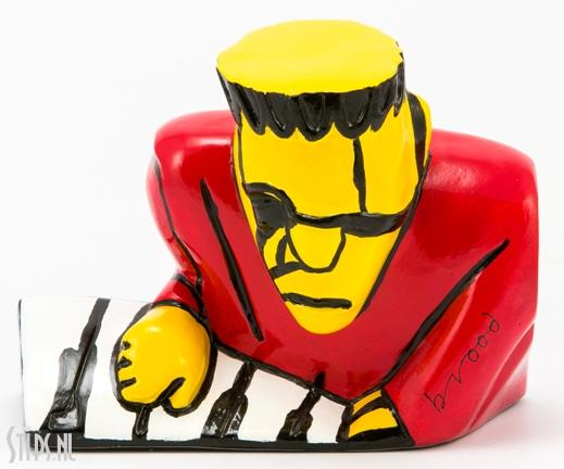 Ik – Herman Brood – Gallery Art beeldje