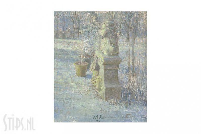 Tuin Ezinge winter kalender Matthijs Röling