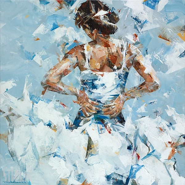 Ballet – Dorus Brekelmans – Giclee