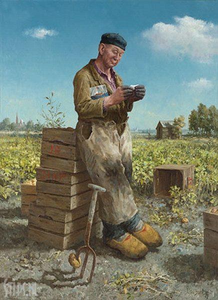 Aardappelsteker – Marius van Dokkum