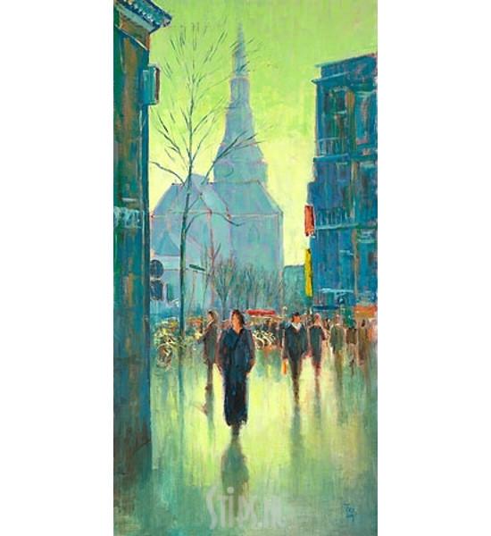 Der Aa-kerk – Theo Onnes – giclee