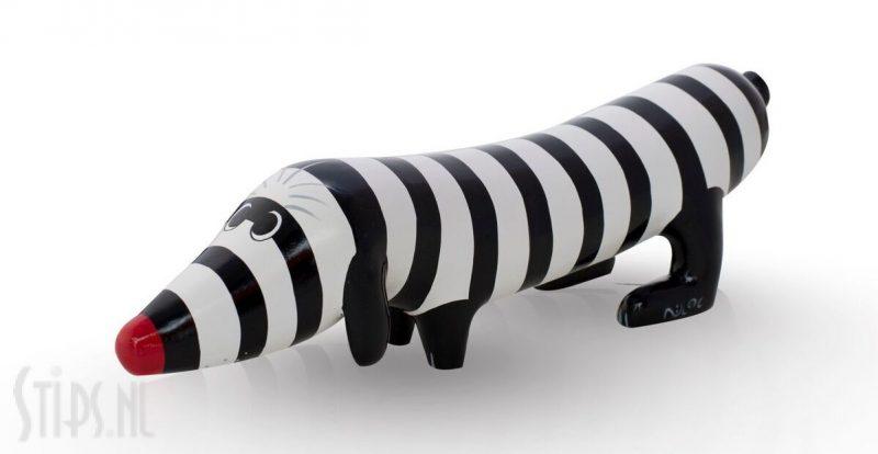 Hotdog zwart wit – Niloc Pagen – Gallery Art