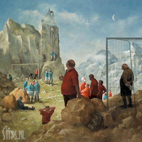 Topvoetbal – Marius van Dokkum