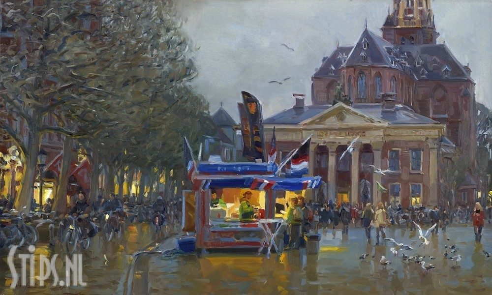 Vismarkt Groningen – Hans Versfelt