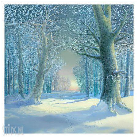 Winter – Ger Stallenberg