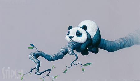 panda – jasper oostland