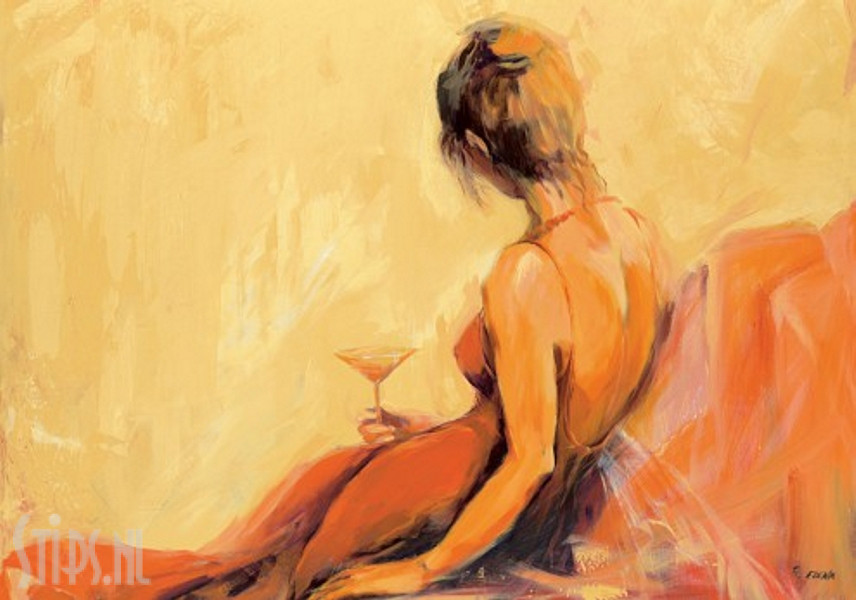 Just for one drink – Elena Filatov – giclee