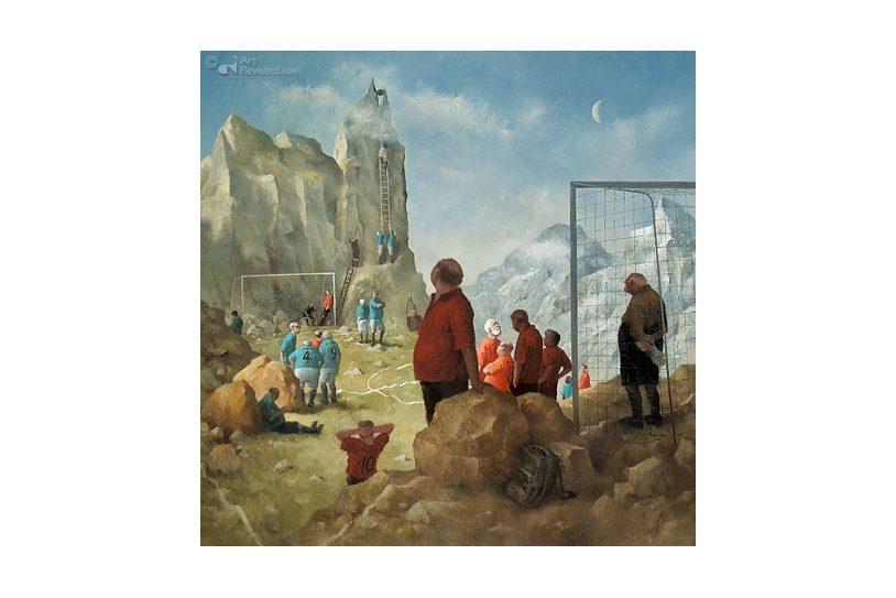 Marius van Dokkum jaarkalender 2019 – 06