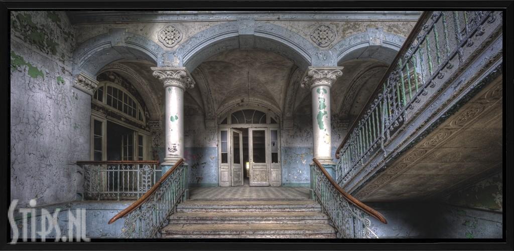 Hall of Fame – Unlimited Photo Art – in zwarte 3D lijst