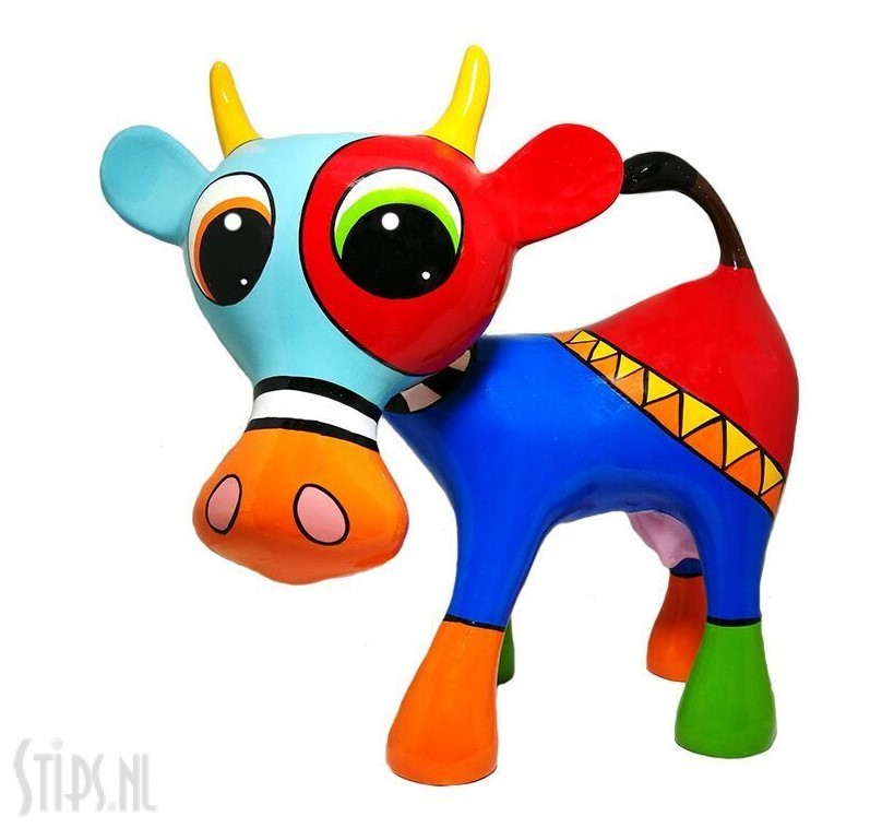 Ana Cow Didi Art