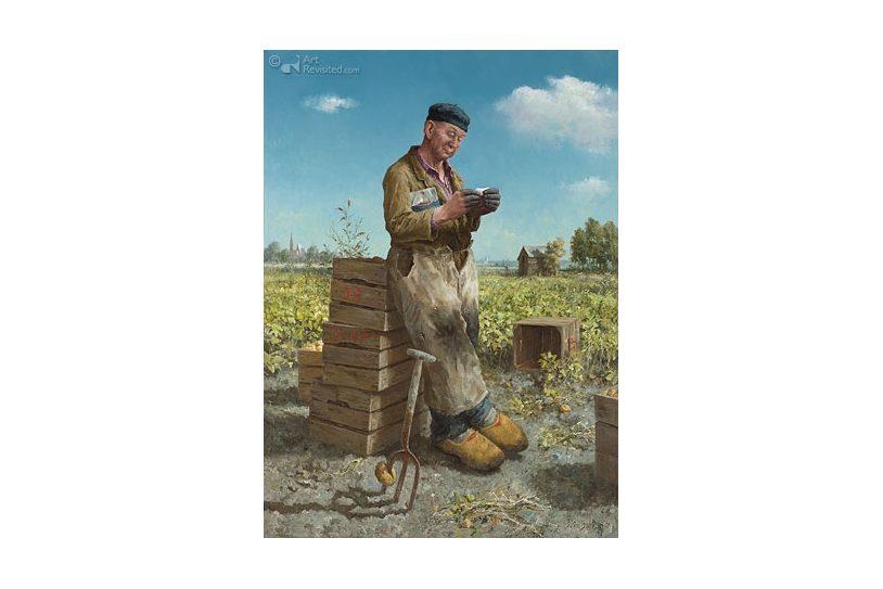Marius van Dokkum jaarkalender 2020 – 09