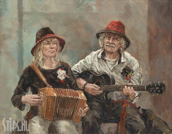 Duo – Marius van Dokkum