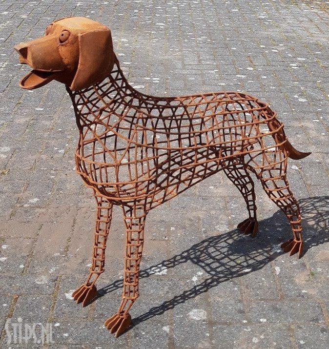 Grote hond – opengewerkt